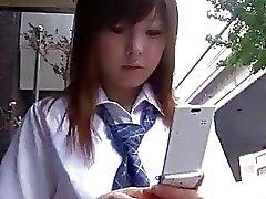 Удивительная воспроизведение порно с Молодая куклой что Miku Airi