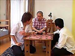 Japaner Mom Rina und Step Sohn 1. ( MrBonham )