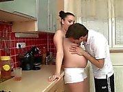 Jessica Biel - Pregnant blowjob.720p