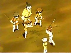Samurajen tjänsten XXX pt . 1
