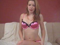 Sarah Blake Webcam Showing Off My Panties pt1