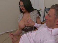 Big Tit Masturbação - Magictung