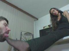 Valeria Footfetishoffice