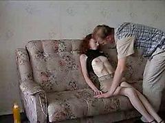 Gamla paret knulla teen flicka