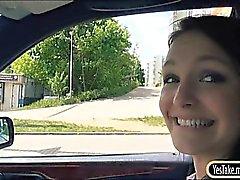 Amatörsex brunett tonåring i Belle Claire dunkade