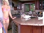 Anikka Albrite lecca la sua cum