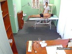 Bayan hemşire hastanede lanet