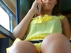 updress amarilla para