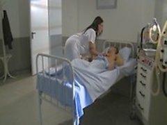 infirmière lubrique chaud