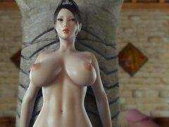 [3D Hentai] Secret Of Beauty 3 [Uncensored]