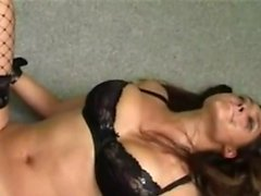 Slave Kirstin used as a piee of fuck meat