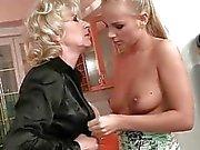Beste aus Old Junge Lesbian Love