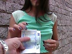 TeensLoveMoney - españoles camarera del follan Para la de dinero
