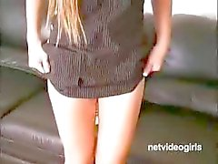 Violet Kalender Audition - netvideogirls