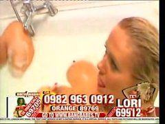 dannii harwood lucy zara bath time