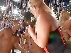 Wild DP bei brasilianische Partei