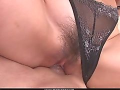 Hoikka Teinit Megumi Shino Takes Tuplamunat