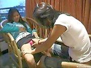 Thaimaalainen lesbot nussia Hotelli