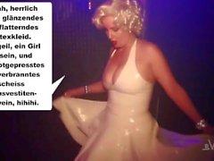 Lateks Maid Luder # Scheiss Kleidträger I Scheiss Transvestitenschwein Die