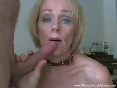 Blowjob paresseux de Stepmom