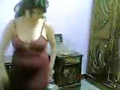 privat sovrum orientalisk magdans