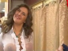 Maria Shumakova Boobs Grope and naked infront of various people