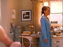 Natalie Portman ja pari pikkuhousut sekä pitsimäinen Bra kuten hän
