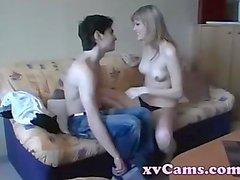 Amateurs fick der Webcam