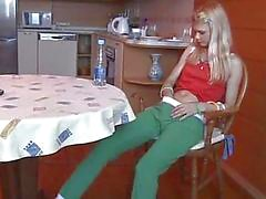 18 jaar oud sex op de tafel