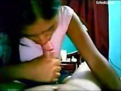 desi córnea novia de la universidad india
