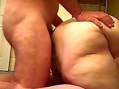 BBW Pet Doggystyle Pussy & anaal neuken