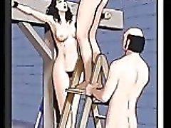 Sexuell Hardcore Fetisch Comic
