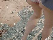 Sukkahousut kävellä