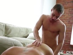 Brandon Jones and Samuel Stone Flip Fuck - Scene 1