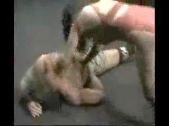 Mixed wrestling Vanessa