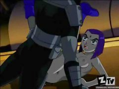 Teen Titans Hentai parodi - Sladed