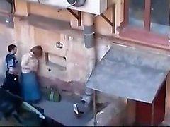 Sex-Kamera, die versteckt ist