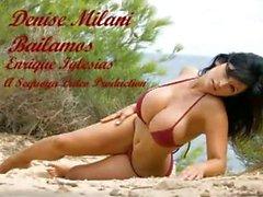 Denise Milani - Bailamos Enrique Iglesias
