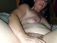 My lovely wife riding my dick wife moist pussy