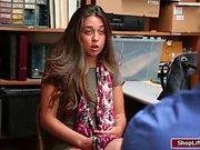 LP officer seduces teen shoplifters