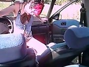 Skinny amateur babe with gearshift Karima from 1fuckdatecom
