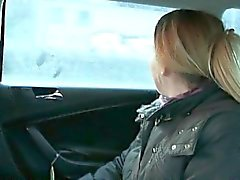 Divorced woman ass fucked by the driver for a free fare