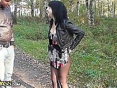 Kuuma noutaa saatanan metsän