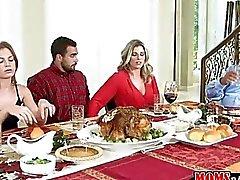 Cory Chase Heißhunger auf einem riesigen fleischig Schwänze denn er
