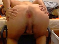 7. Gay Boy Fingering His Fucking Hot Big Ass On Doggy On Cam