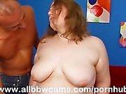Cum On Bbw Face After Sucking Pounding Big Part 1