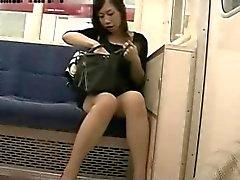 Passeio em um Subway2 (Toque seu clitóris !)