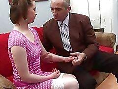 Vahşi baştan seksi ders