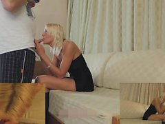 naughty-hotties - bavarian hottie at hotel