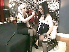 Sissy Hizmetçi Slave
